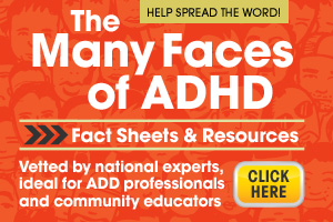 7 Facts You Need To KnowAbout ADHD – ADHD Awareness Month
