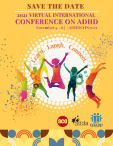 International conference on adhd 2021