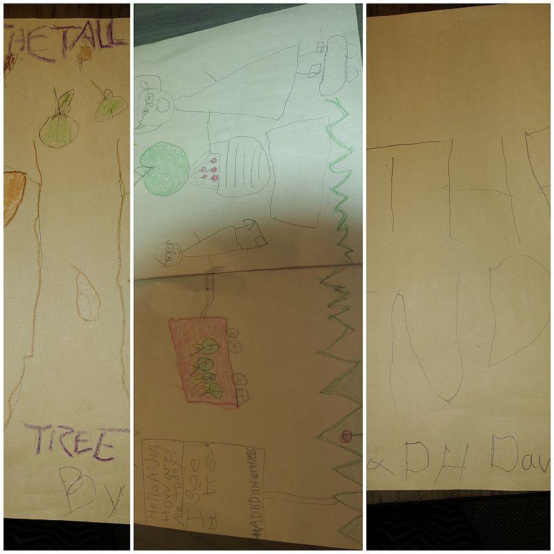 The Tall Green Tree