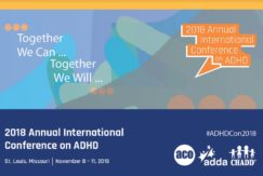 2018 Annual International Conference on ADHD Poster