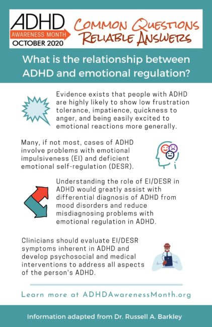 Infographic emotional regulation