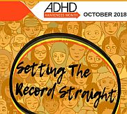 ADHD Awareness Month Poster