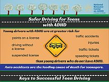 Safe Driving for Teens with ADHD
